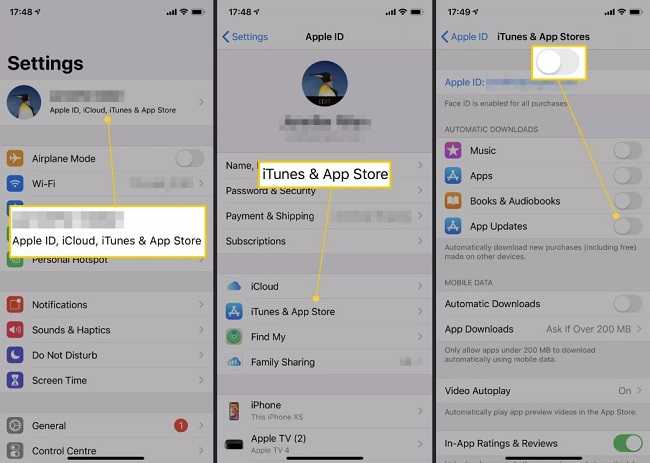 cara memperbarui whatsapp di iphone